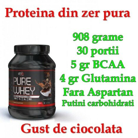 Pure Whey 908 grame